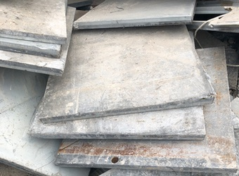 Stockpile of Raised Access Floor Tiles