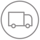 Collection Services Truck Icon