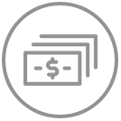 Fast Payments Money Icon